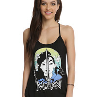 Disney Mulan Sword Portrait Tank Top