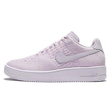 NIKE Men's Air Force 1 Ultra Flyknit Low Shoes Light Violet