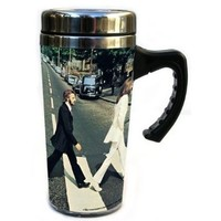 The Beatles Abbey Road Travel Mug