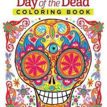 Day of the Dead Coloring Book
