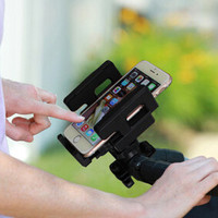 Universal Cell Phone Holder for Strollers by Baby in Motion