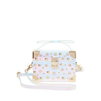 DONT BOX ME IN CROSSBODY: Betsey Johnson