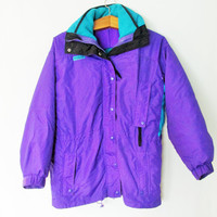 Vintage 1990s 2-in-1 Columbia Ski Jacket