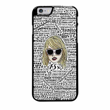 bad taylor swift iphone 6 plus 6s plus 4 4s 5 5s 5c cases