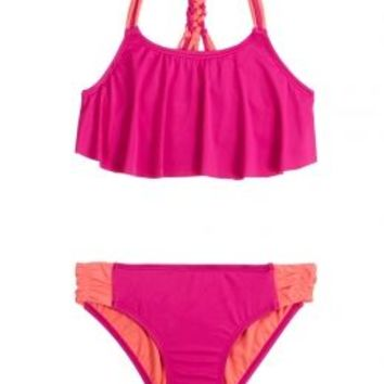 Buy ilishop Juniors Two Piece Tankini Bathing Suits Boy Leg Swimwear and other One-Pieces at unicornioretrasado.tk Our wide selection is elegible for free shipping and free returns.