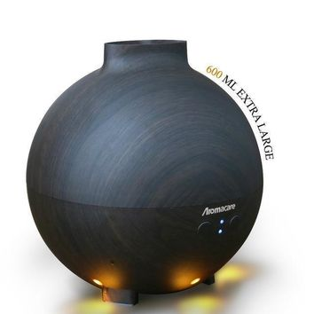 Aromatherapy Wood Grain Ultrasonic Essential Oil Diffuser