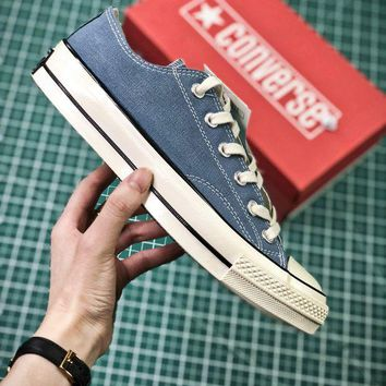 PEAP2Q Converse Chuck Taylor All Star 1970s Low Canvas Shoes