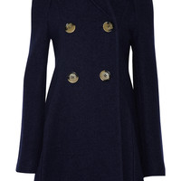 Victoria Beckham - Double-breasted wool coat