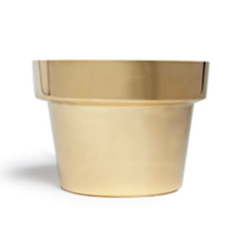 Swedish Brass Planter (Large)