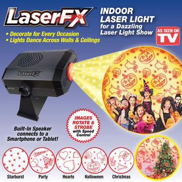 LaserFX Indoor Laser Light