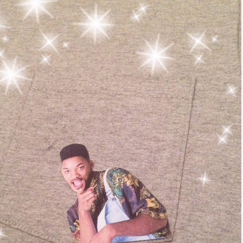 Funny Fresh Prince Of Belair Tshirt Will Smith