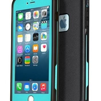 detailed pictures ce857 124ac Sunwukin Best Waterproof Cell Phone Case for iPhone 6/6s 4.7 inches,  Underwater Shockproof Snowproof Dirtpoof Protection Cover [Grass Blue]