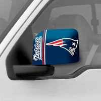 Fanmats Nfl  New England Patriots Large Mirror Cover