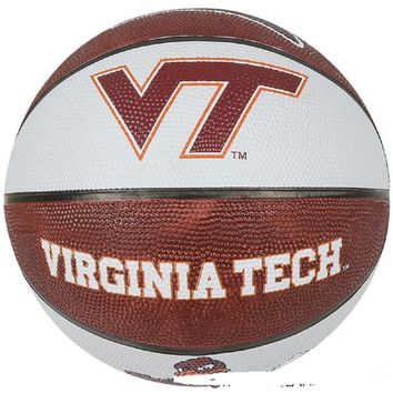 "9.5"" VIRGINIA TECH REG BASKETBALL"