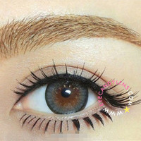 geo mari gold grey Circle Lenses Colored Contacts Cosmetic Color Circle Lens   EyeCandy's