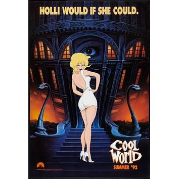 Cool World poster 24 inches x 36 inches