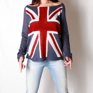 Love the Brit Sweater Top