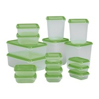 PRUTA Food saver, set of 17 - IKEA