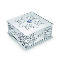 Tiffany & Co. - Tiffany Enchant®:Scroll Square Box