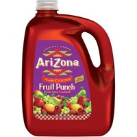 AriZona Fruit Punch Fruit Juice Cocktail, 1 gal - Walmart.com