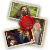 USPS - Harry Potter Forever® Stamps