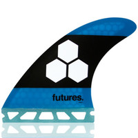 Future Fins AM1 Honeycomb Blue/Black Surfboard Fins