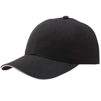 LMFG8W 9 Colors Women Baseball Cap 2017 Fashion Solid Cotton Snapback Hat Hip-Hop Adjustable Hats Women Men Summer Spring gorras #03
