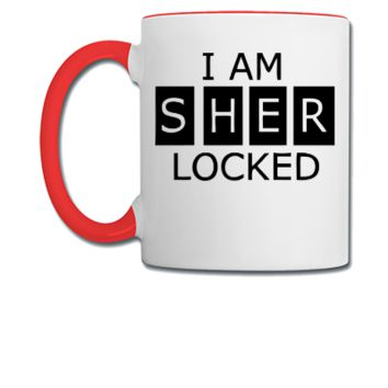 I Am SherLocked - Coffee/Tea Mug