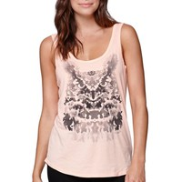 O'Neill Drift Scoop Tank - Womens Tee - Peach