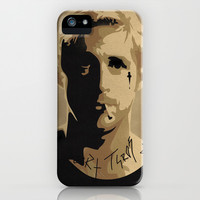 Ryan Gosling TPBTP iPhone & iPod Case by Andy Rogerson
