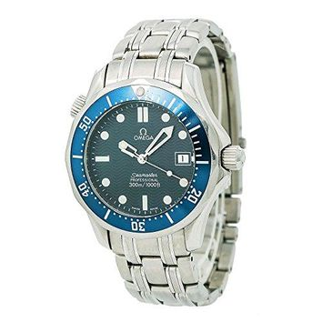 Omega Seamaster Automatic-self-Wind Male Watch 2561.80.00 (Certified Pre-Owned)