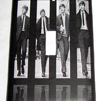 Light Switch Cover - Light Switch Plate  The Beatles