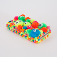 Pom Pom iPhone Case