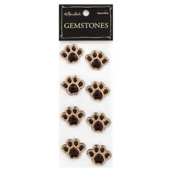 Paw Print 3-D Embellishment Stickers | Shop Hobby Lobby