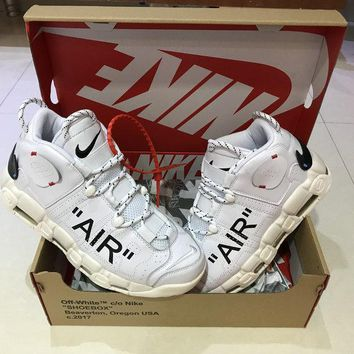 OFF-WHITE x More Uptempo AA4060-201 Size 40-46