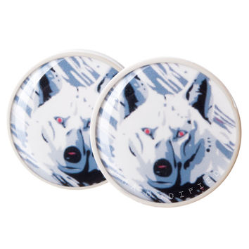 White Wolf BMA Plugs (2.5mm-60mm)