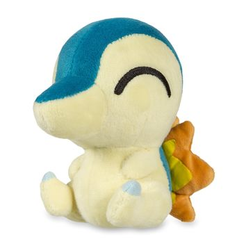 Cyndaquil Secret Base Poké Doll - 4 3/4""