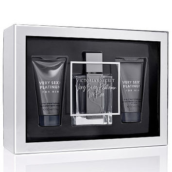 Very Sexy Platinum for Him Gift Set - Very Sexy - Victoria's Secret