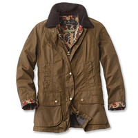 Barbour® Floral-Lined Beadnell Jacket