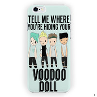 5 Seconds Of Summer Voodoo Cover For iPhone 6 / 6 Plus Case