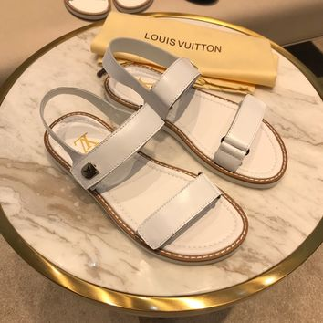 Louis Vuitton Lv Latitude Sandal 19a20xc48 - Best Online Sale