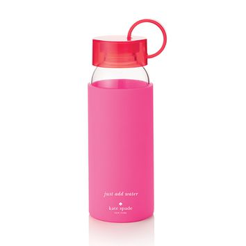 kate spade new york Water Bottles - Red/Pink Color Block
