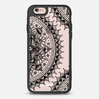 The Next Generation of iPhone Cases by Casetify | Pretty Lace Mandala Design by Laurel Mae (iPhone 6, 6s, 6 Plus, 6s Plus, 7)