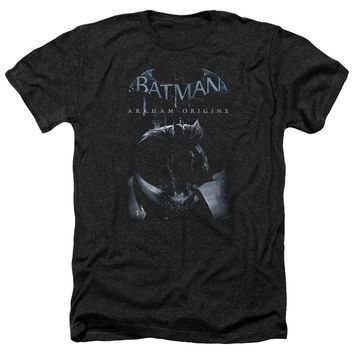 Batman Arkham Origins - Perched Cat Adult Heather