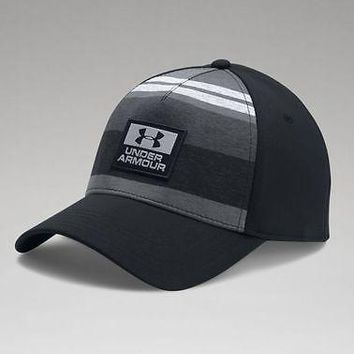 Under Armour Men's UA 5 Panel Novelty Patch Cap