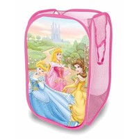 "Disney Princess ""Walkway to the Castle"" Pop Up Hamper"