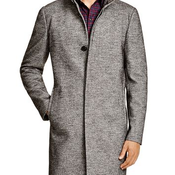 TheoryBelvin Leary Wool Blend Coat