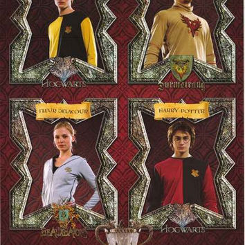 Harry Potter Goblet of Fire Triwizards Poster 24x36