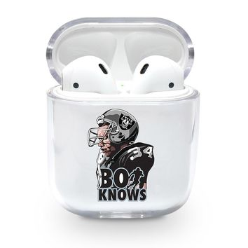 Bo Knows Airpods Case