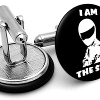 Top Gear The Stig Cufflinks